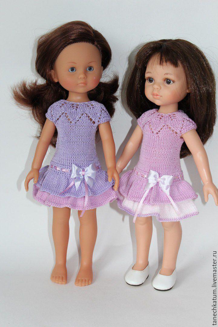 Купить Платье с воланами для Паола Рейна - паола рейна, королле лес чериес, paola reina