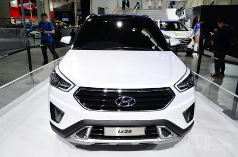 carsource2015.com - 2015 Hyundai ix25 front
