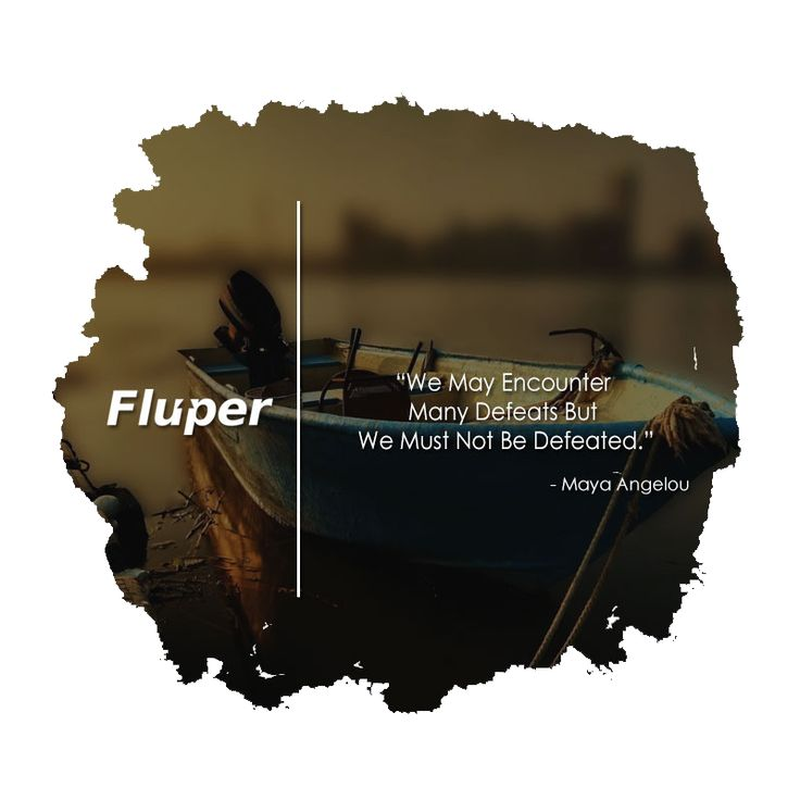 #Never compromise with the situations. #encounter #Fluper