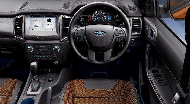2019 Ford Ranger Wildtrak Interior Ford Ranger Wildtrak 2019 Ford Ranger Ford Ranger