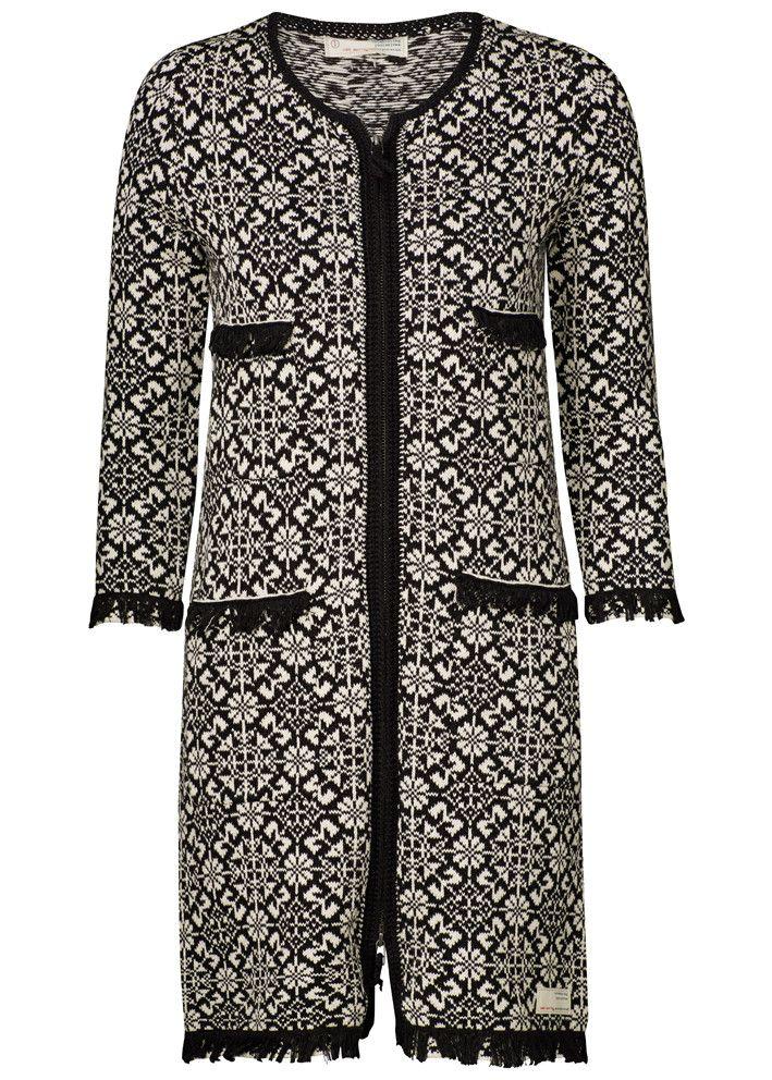 Odd Molly Chillax Knit Coat M614-653 FW14