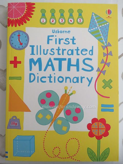 Un dizionario di matematica per i bambini e per gli adulti che vogliono ampliare il vocabolario in inglese. Un ottimo strumento di supporto per i genitori di bambini bilingue alle prese con la matematica in inglese. http://www.mammafarandaway.com/2015/08/la-matematica-per-i-bambini-bilingue.html