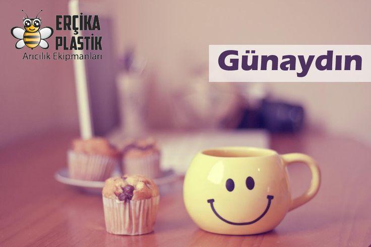 Yeni bir gün, güzel bir başlangıç demek :) Herkese Günaydın :) #plastikrögarkutusu #kuşkovan #havalandırma #kapıstopu #ekmekkasası  www.ercikaplastik.com