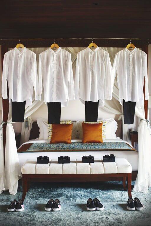 Bali Wedding Planner - BaliVIPWedding- Preparations taking place