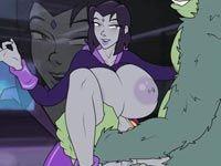 Teen Titans: Raven's Mediation Session