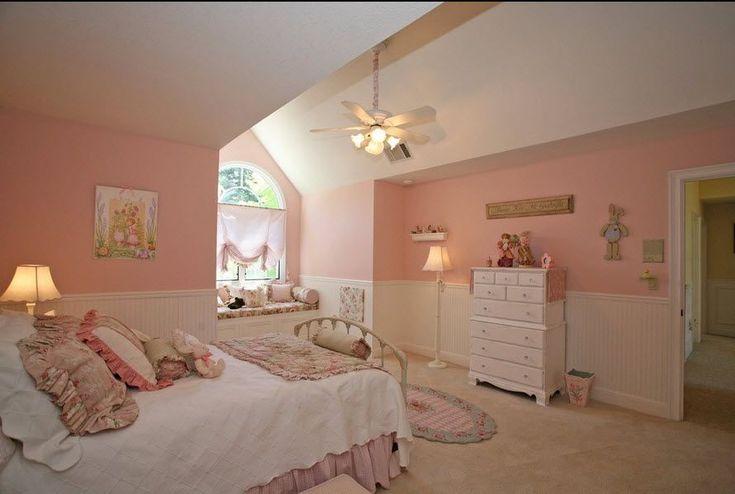 Комната для девочки как обустроить