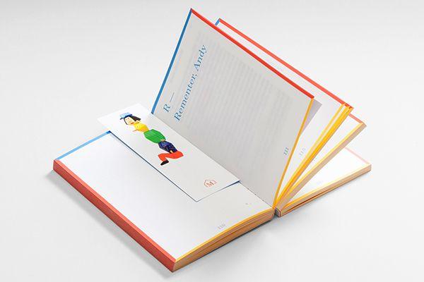 Minke Design Store Catalog by Studio Lin, via Behance