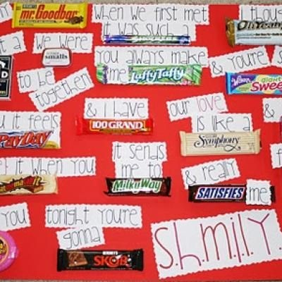 Candy cardCandy Cards, Valentine'S Day, Candies Cards, Candy Bars, S'More Bar, S'Mores Bar, Gift Ideas, Candies Bar, Bar Cards