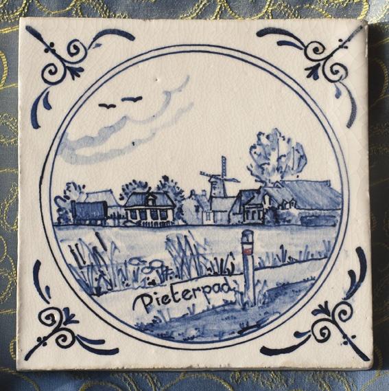 Van 2009 tot 2011 heb ik het Pieterpad gewandeld van Pieterburen naar de St.Pietersberg in Maastricht.