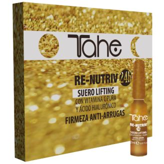 Tahe RE-NUTRIV Ορός lifting με αγνή βιταμίνη C  Lifting and firming antiwrinkle serum with vit-C