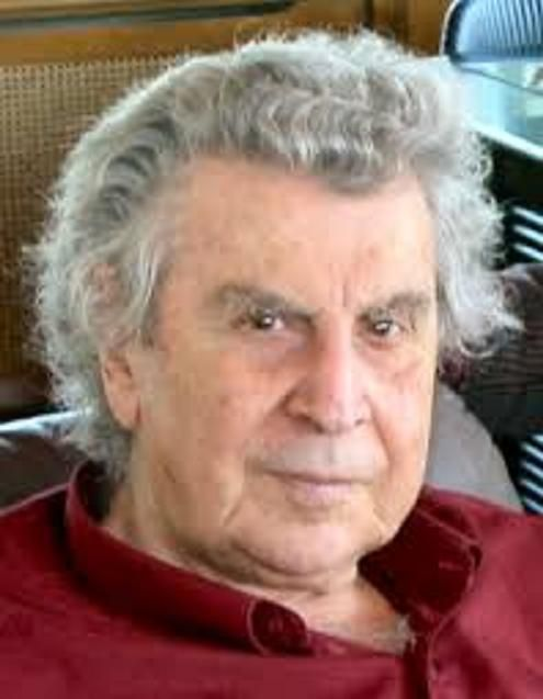 Mikis Theodorakis (1925) is a renowned Greek troubadour and one of his country's greatest composers. He wrote many symphonies, cantatas, several ballets and operas, plus popular songs. Theodorakis began writing songs quite early. He formed his own choir and gave his first performance at the age of 17. An active resistance fighter during WW2, he studied at the conservatories in both Athens and Paris (the latter with Olivier Messiaen)