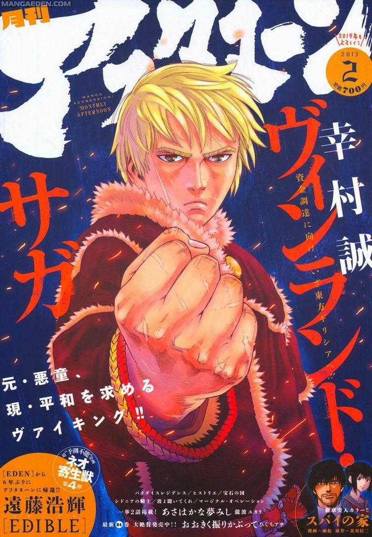 Manga Vinland Saga - Chapter 111 - Page 0 Thorfinn