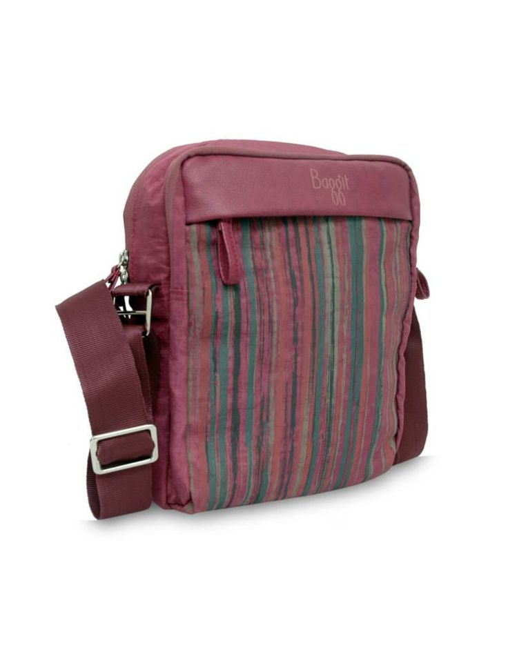 A trendy pink bag by Baggit