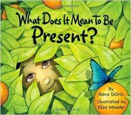 What Does It Mean To Be Present? Check out this treasure to help your youngest learners appreciate and stay in the PRESENT. #mindfulness
