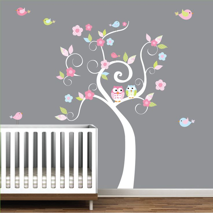 25 b sta stickers chambre b b id erna p pinterest for Stickers panda chambre bebe