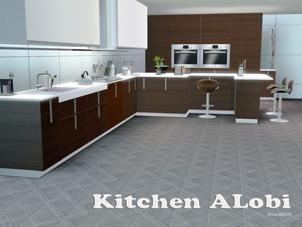 20 best the sims 3 furniture kitchens images on for Modern kitchen sims 3