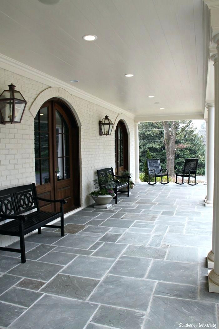 Flooring For Front Porch Floor Outdoor