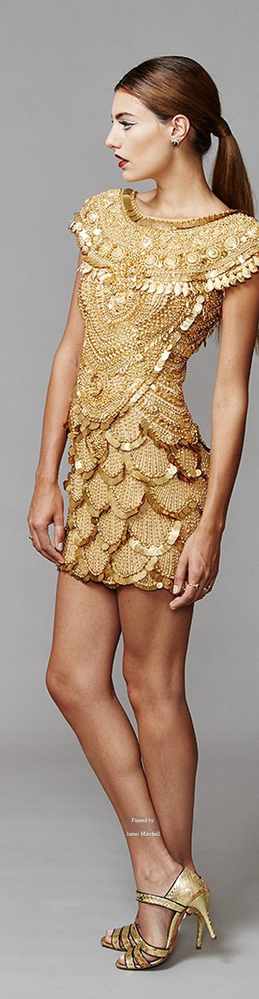 449 best ༺♥༻Gold/Bronze/Copper Fashion༺♥༻ images on ...
