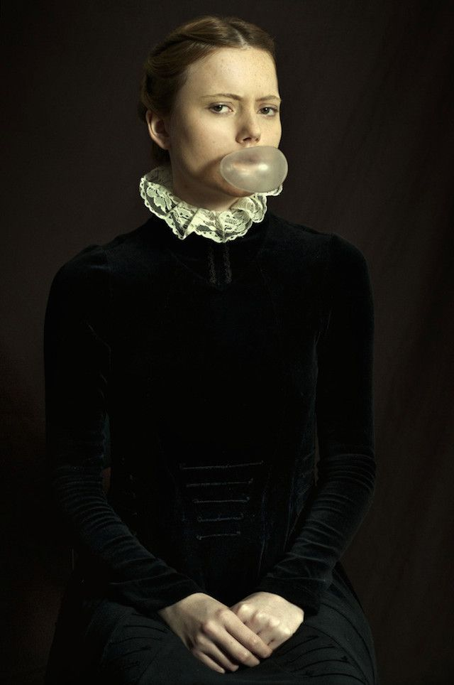 How would have been? // Romina Ressia