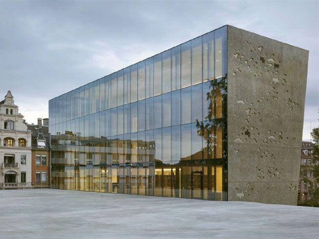 Historisches Museum Bern :mlzd Architects Bern, Switzerland ~ DesignDaily
