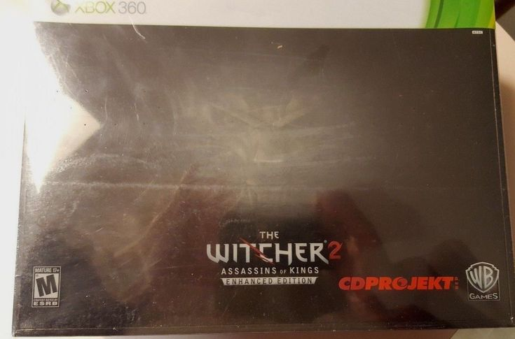 The Witcher 2: Dark Edition Microsoft Xbox 360, Factory NEW!!!: $175.00 (0 Bids) End Date: Saturday Mar-3-2018 4:16:26 PST Buy It Now for…