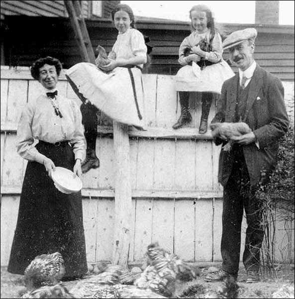Old Fashion Newfoundland Hats