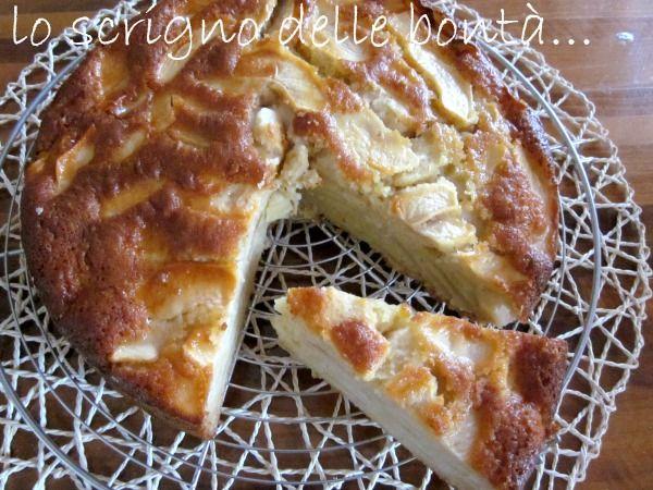 torta di mele, ma con la specialissima ricetta della mia nonna