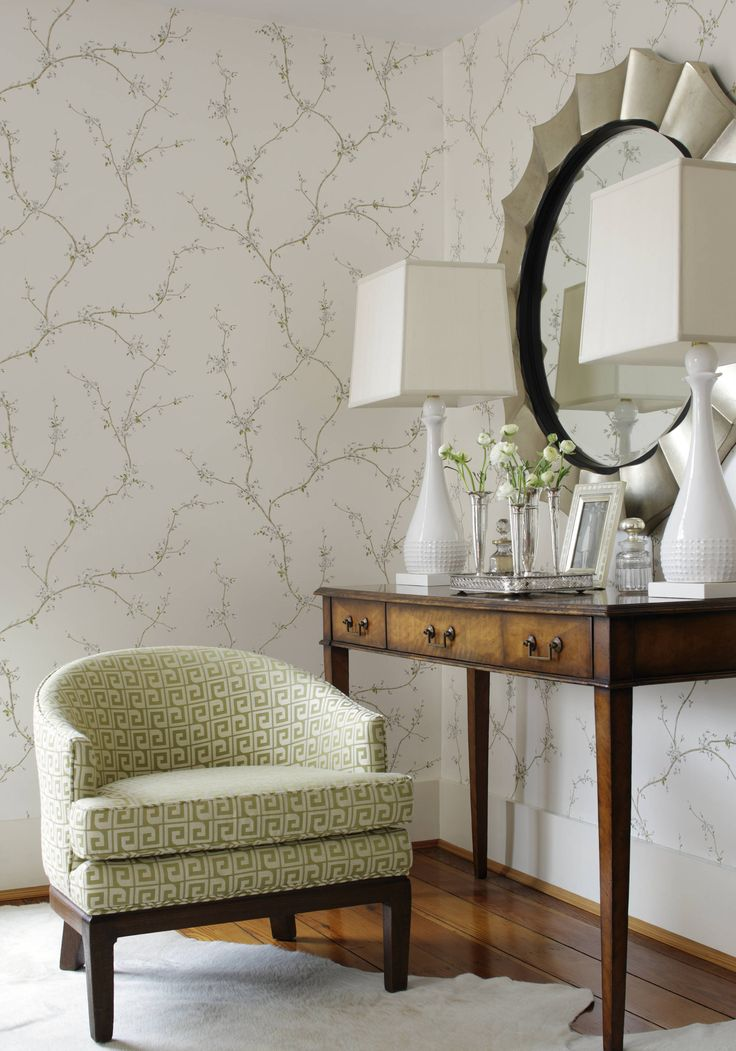 Wallpapers: Buds, Collette Ward Interiors Design And Decoration   Interior  Designers, Wicklow, Ireland. Photo