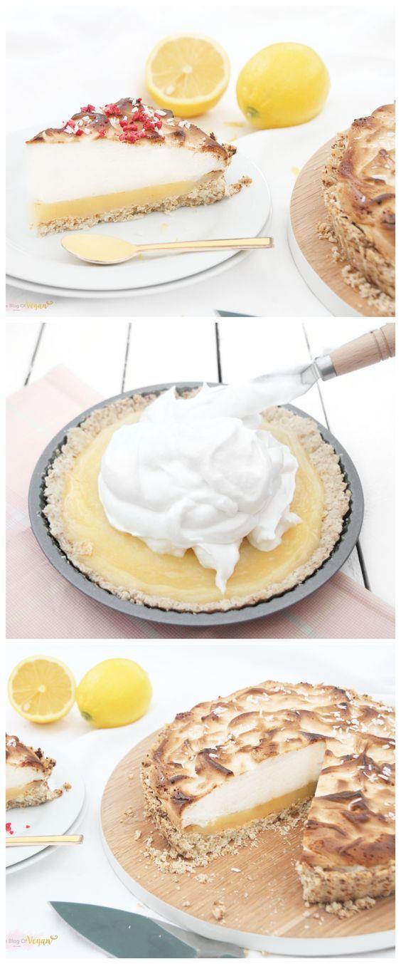 THE BEST Vegan, Egg-free, Dairy-free, Wheat-free, Gluten-free Lemon Meringue Pie!!!!