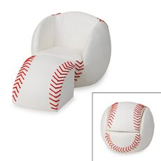Need This For Landens Room Baseball Chair