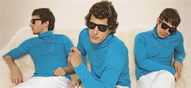The Lonely Island - Andy Samberg, Akiva Schaffer and Jorma Taccone - If the Beastie Boys married Weird Al Yankovic, these guys would be their offspring - love them!