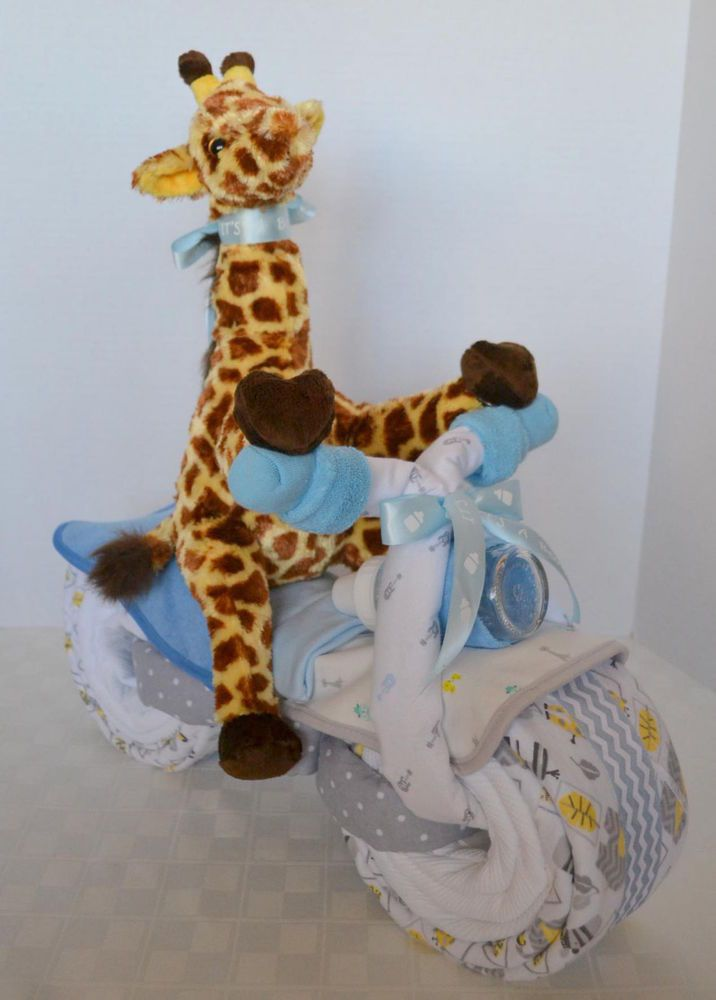 best baby diaper motorcycle ideas on   diaper bike, Baby shower invitation