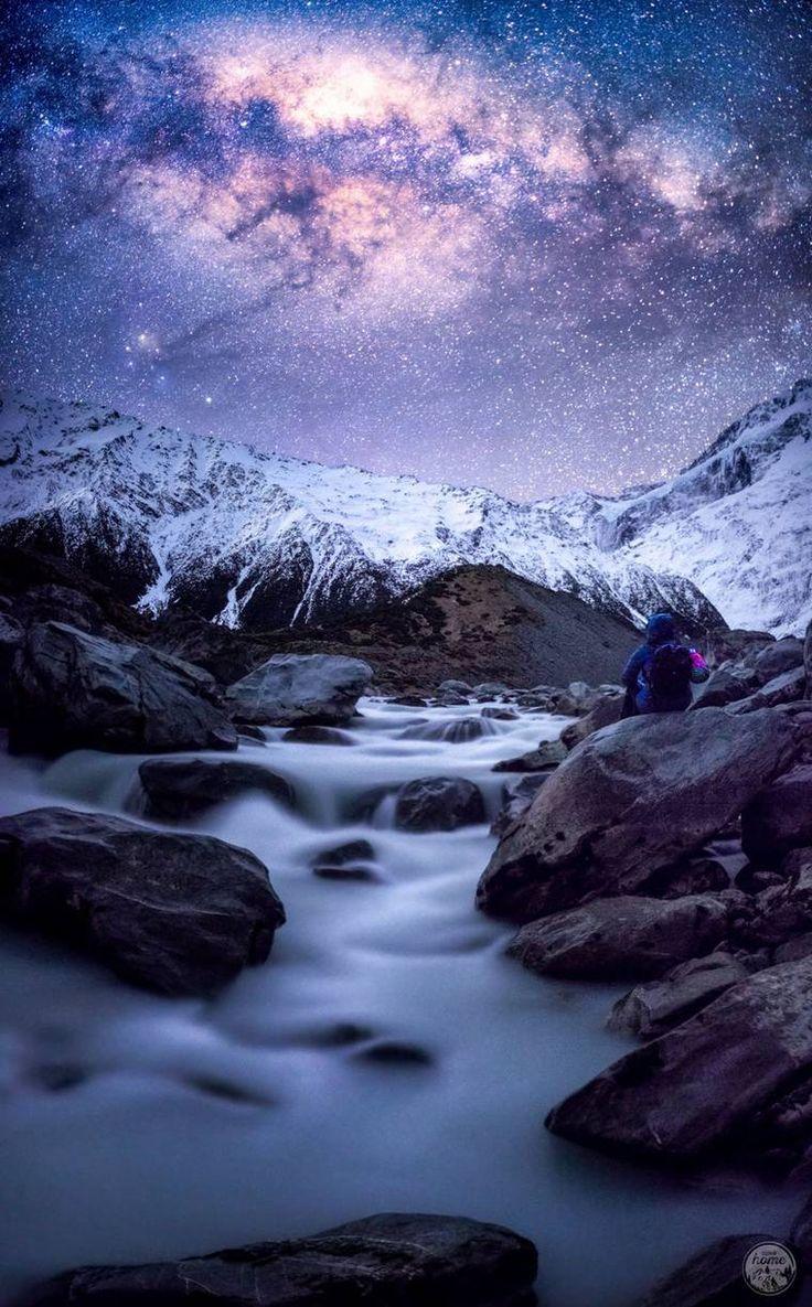 Aurora Australis – Capturer les nuits magnifiques de la Nouvelle-Zélande (image)