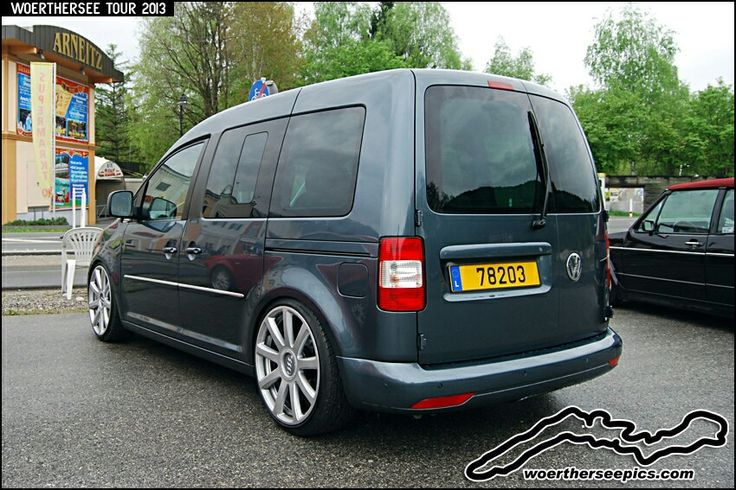 Pin by aman s on vw vans pinterest volkswagen caddy for Cadillac vertragshandler