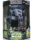 Star Wars Power of the Jedi Vehicle and character setnot just the awesome Imperial AT-ST Scout Walker with features listed above but the exclusive Ewok Paploo figure and an Imperial Speeder Bike. All...