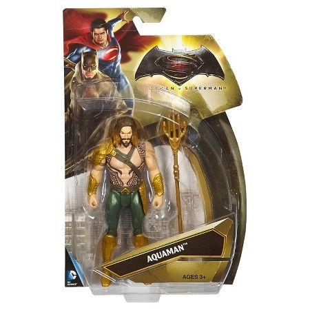 Batman v Superman: Dawn of Justice Aquaman Figure : Target