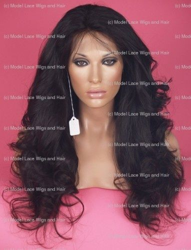 Beautiful Custom Full Lace Front Wig 14-28 inches from Picsity.com
