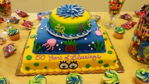 17 Best Images About Spongebob Birthday On Pinterest