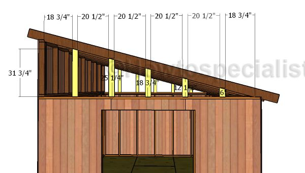 Best 25 lean to roof ideas on pinterest lean to for Building a lean to roof on a house