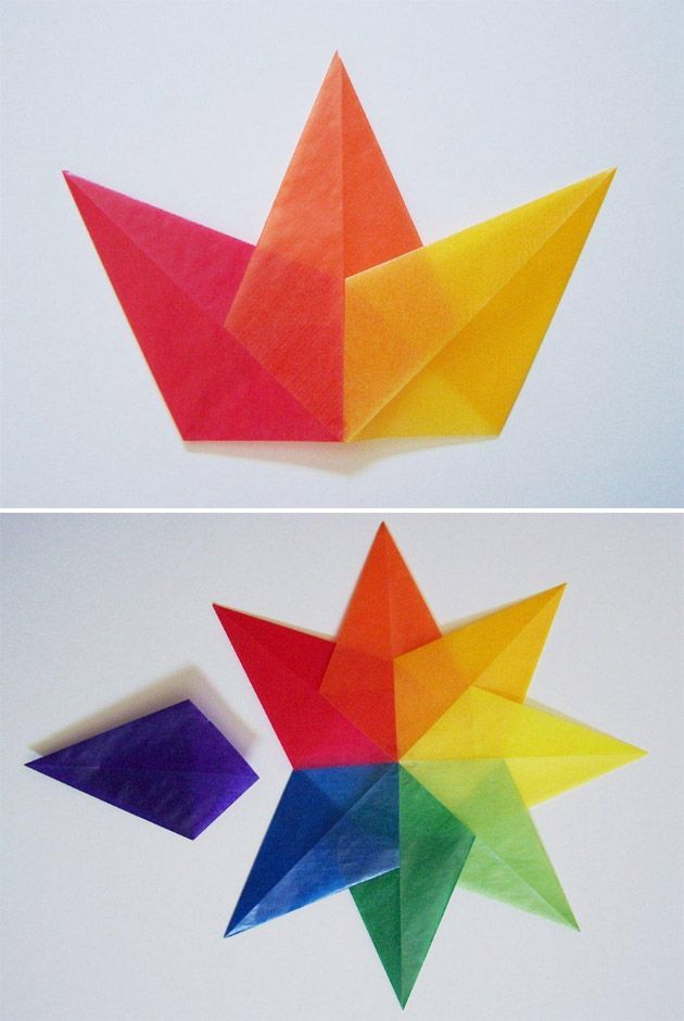 Crafts For Kids Make Kite Paper Stars Classroom Ideas Paper