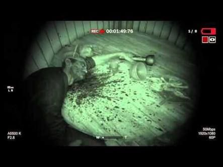 Outlast 2 Demo was super Cool! Can't wait for The Official Outlast 2