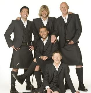 celtic thunder | Celtic Thunder Rolls into Portland