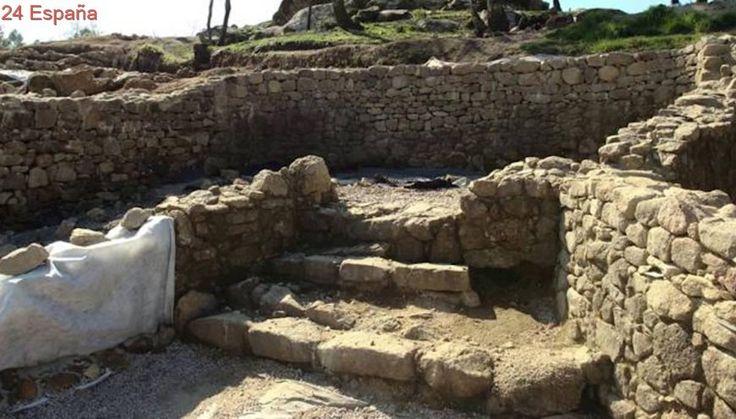 Encuentran una espada con más de 2000 años de antigüedad en Ribadumia