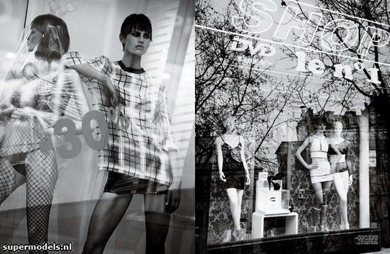 Supermodels.nl Industry News - Saskia de Brauw in 'For Sale'...