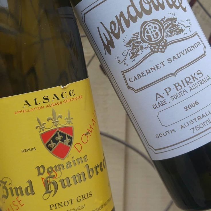 Warming up for tomorrow's Barolo Festa with a couple of easy drinkers! Love the shift in oak handling by Wendouree from early 00's to mid. #wine #drinkit
