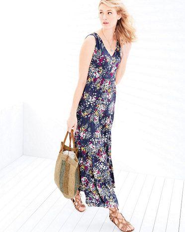 Garnet hill essential summer dress