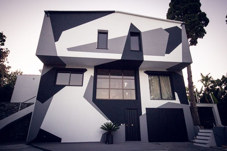 Jon Olsson's Casa Camo in Marbella, Spain | Artdesire Ar+ ...