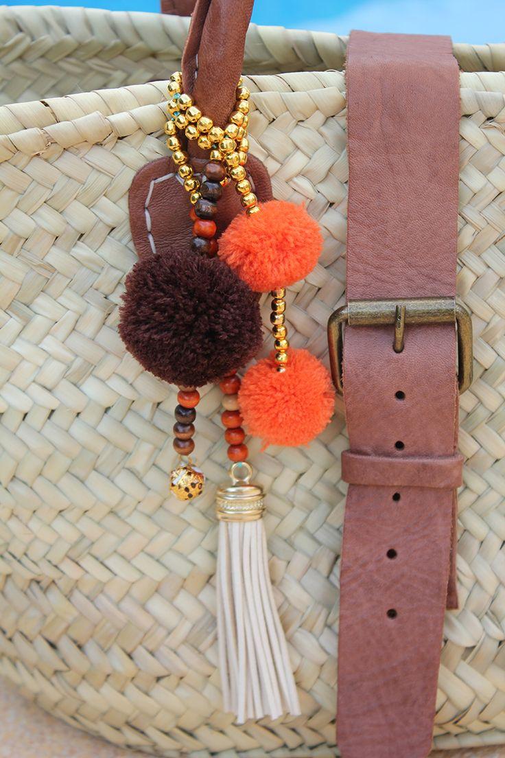 Ibiza style handbag