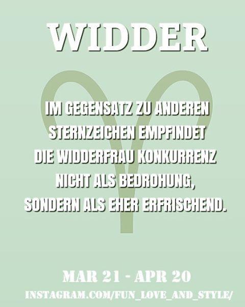Wo sind die Widder-Frauen? Hehe. #horoskop #widder #geburtstag #german #sprüche #zitate @_storygram_ @app_1000days