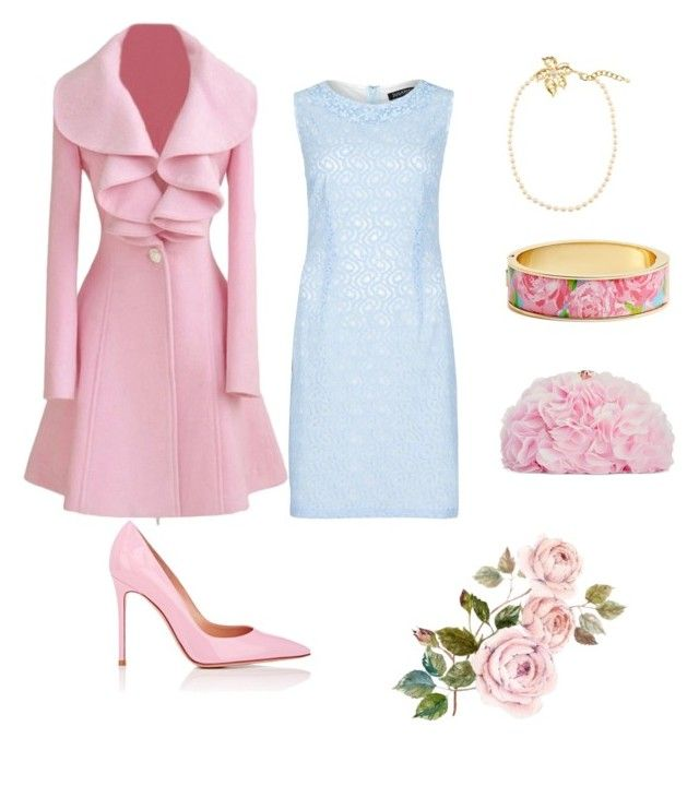 Untitled #36 by evelin-pap on Polyvore featuring polyvore, fashion, style, Sugarhill Boutique, Gianvito Rossi, Betsey Johnson, Lilly Pulitzer, Dolce&Gabbana and clothing